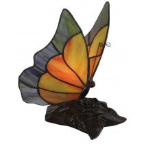 Butterfly Tiffany Lamp, Lighting by The Celebrity Gift Company