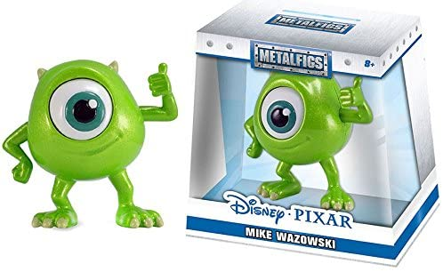 Disney Metalfigs Diecast Mini Figure - Monsters Inc Mike - The Celebrity Gift Company