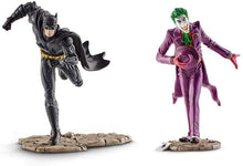 Load image into Gallery viewer, Schleich Batman vs. Joker Scenary Pack Figures - The Celebrity Gift Company