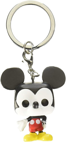 Pocket Pop Keychain: Disney: Mickey Mouse 90th Anniversary - The Celebrity Gift Company