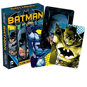 DC Comics- Batman Playing Cards Deck - The Celebrity Gift Company