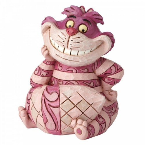 Disney Traditions Cheshire Cat Mini Figurine - The Celebrity Gift Company