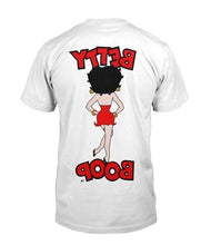 Load image into Gallery viewer, Betty Boop White T-shirt - The Celebrity Gift Company
