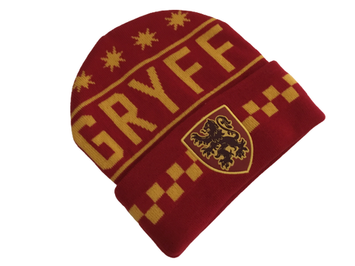 Harry Potter Beanie - Gryffindor - The Celebrity Gift Company