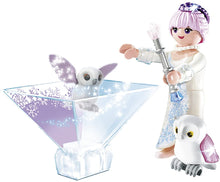 Load image into Gallery viewer, Playmobil 9351 Magic Playmogram 3D Ice Flower Princess - The Celebrity Gift Company