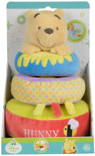 "Load image into Gallery viewer, Simba ""Disney Winnie The Pooh Stacking Pyramid Toy - The Celebrity Gift Company"