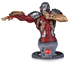 DC Statue Super Villains Deadshot Bust, Limited Edition - The Celebrity Gift Company
