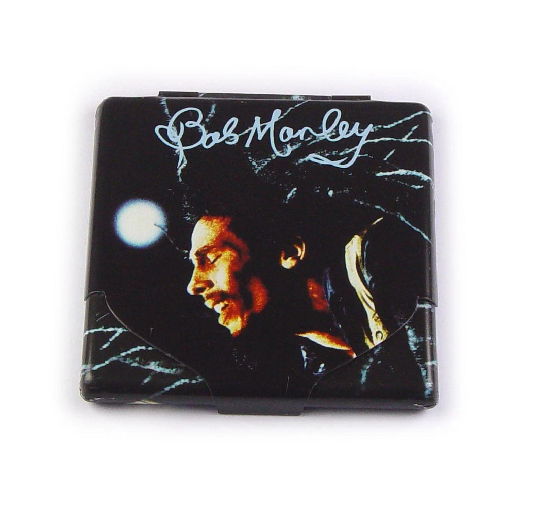 Bob Marley Colour Cigarette Case - The Celebrity Gift Company