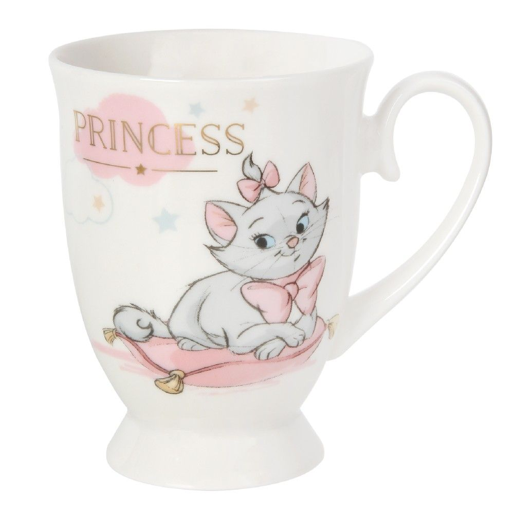 Disney Magical Moments Marie Mug - Princess by  The Celebrity Gift Company