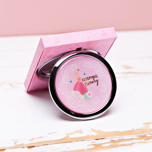 Disney Sleeping Beauty Compact Mirror - The Celebrity Gift Company