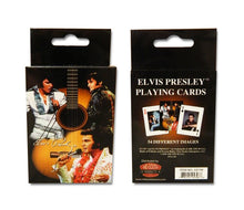Load image into Gallery viewer, Elvis Playing Cards 54 Different Images - The Celebrity Gift Company