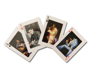 Elvis Playing Cards 54 Different Images - The Celebrity Gift Company