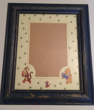 Load image into Gallery viewer, Vintage Style Winnie The Pooh Wooden Photo Frame - The Celebrity Gift Company