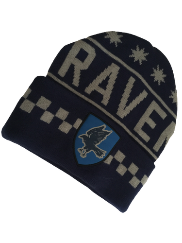 Harry Potter Beanie - Ravenclaw - The Celebrity Gift Company