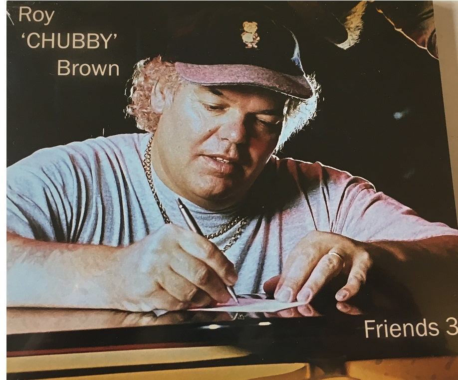 Roy Chubby Brown - Friends 3 CD - The Celebrity Gift Company