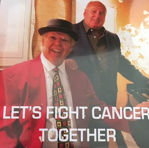 Roy chubby Brown - Lets Fight Cancer Together Charity CD - The Celebrity Gift Company