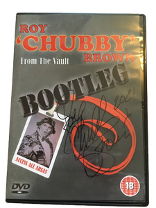 Roy Chubby Brown From The Vault Bootleg - Access all Areas DVD (18) - The Celebrity Gift Company