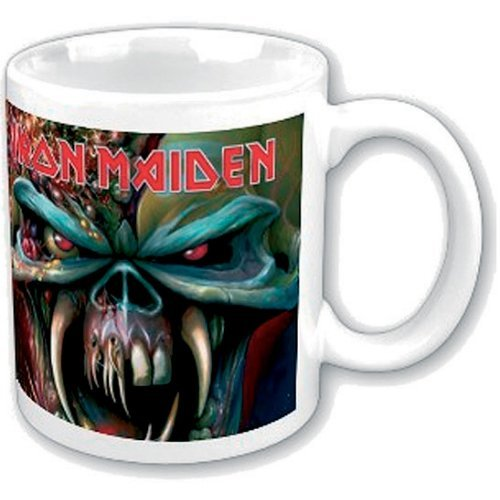 IRON MAIDEN BOXED STANDARD MUG: THE FINAL FRONTIER - The Celebrity Gift Company
