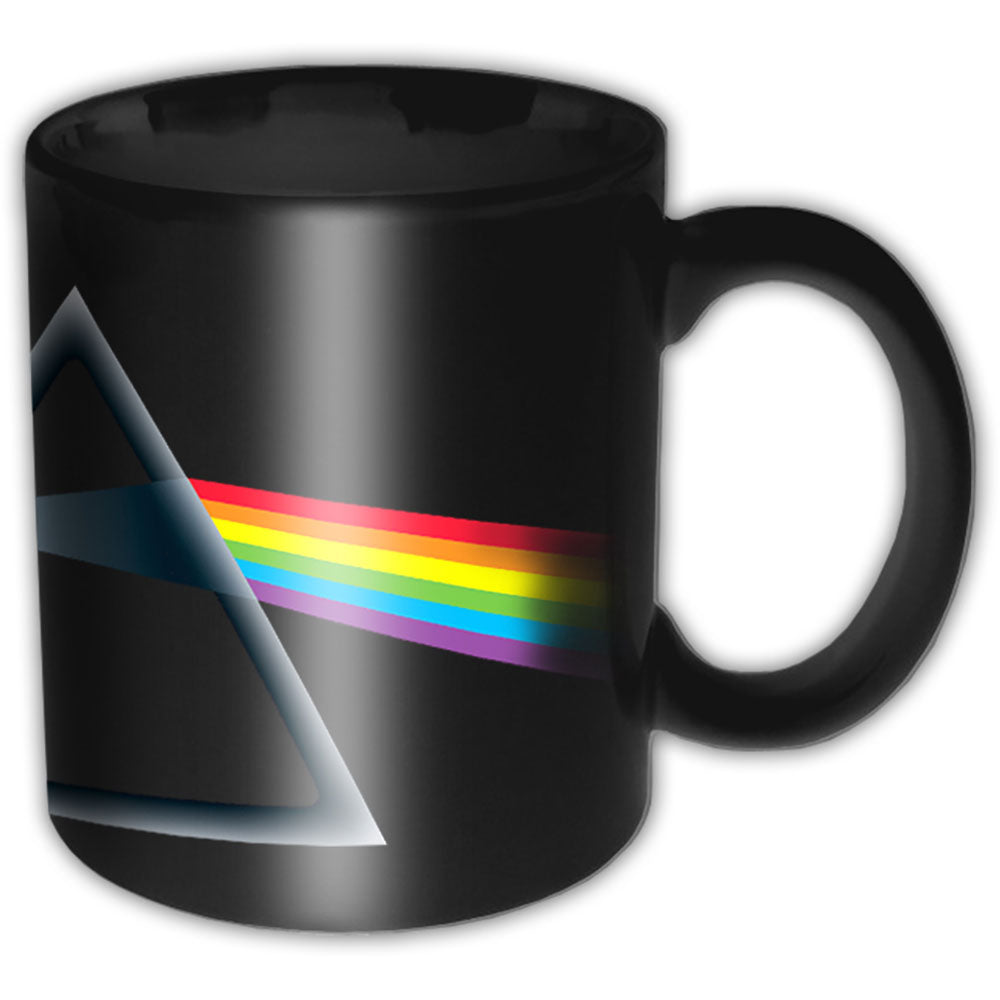PINK FLOYD BOXED STANDARD MUG: DARK SIDE OF THE MOON - The Celebrity Gift Company