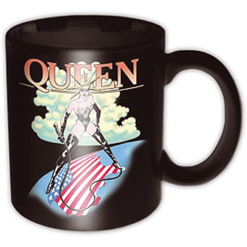 QUEEN BOXED STANDARD MUG: MISTRESS - The Celebrity Gift Company