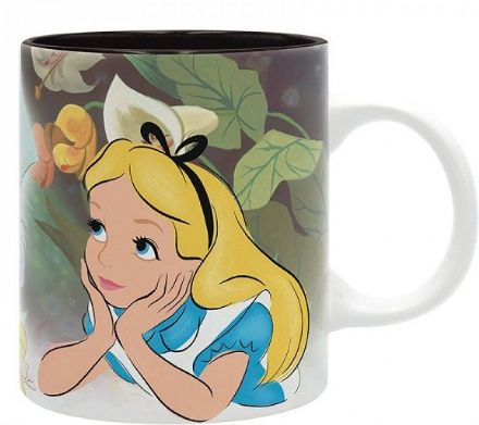 Alice in Wonderland 320ml Mug