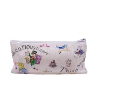 Alice in Wonderland Pencil Case - The Celebrity Gift Company