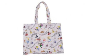Alice in Wonderland Tote Bag - The Celebrity Gift Company