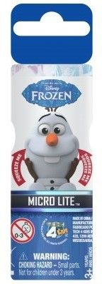 Disney Frozen Olaf Micro Light - The Celebrity Gift Company
