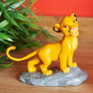 Disney Lion King Figurine - Simba - The Celebrity Gift Company