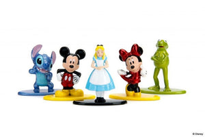 Disney Nano Metalfigs Die-Cast Mini-Figures 5-Pack - The Celebrity Gift Company