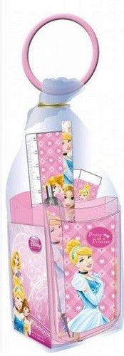 Disney Princess Stationery Set in Desk Tidy in Gift Packaging - The Celebrity Gift Company