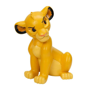 Disney The Lion King Simba 3D Money Bank - The Celebrity Gift Company