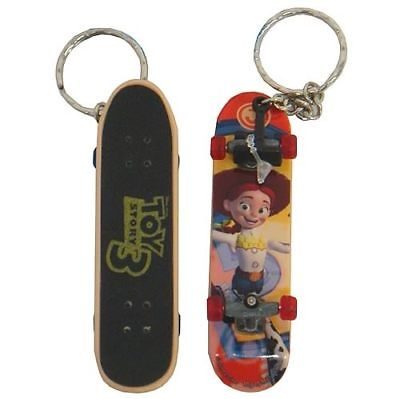 Disney Toy Story 3 Jessie Skateboard Key Chain - The Celebrity Gift Company