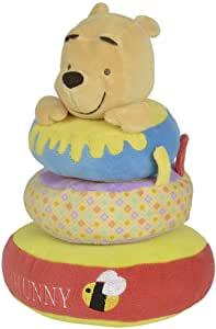 "Simba ""Disney Winnie The Pooh Stacking Pyramid Toy - The Celebrity Gift Company"