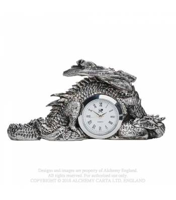 Dragonlore Clock - The Celebrity Gift Company