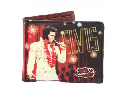 Elvis Presley Wallet - The Celebrity Gift Company