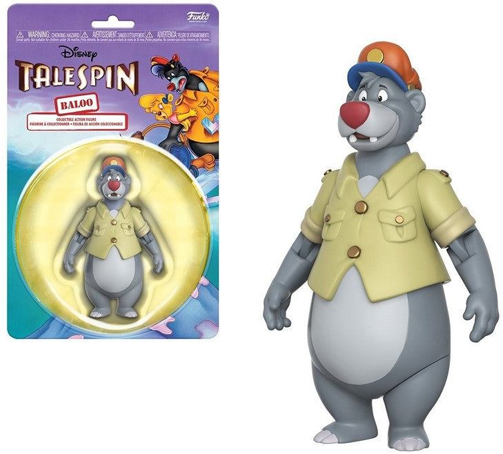 Funko Action Figure Baloo - The Celebrity Gift Company
