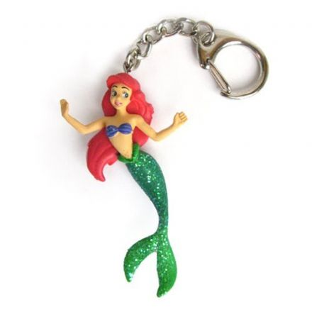 Little Mermaid Ariel Figural Key Chain by  The Celebrity Gift Company