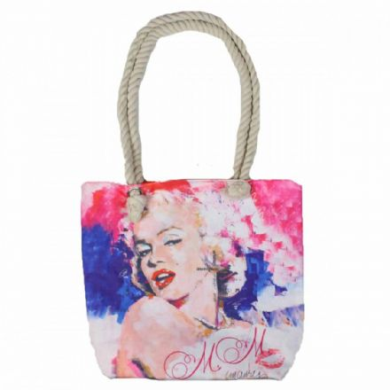 Marilyn Monroe Beach Bag by  The Celebrity Gift Company