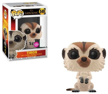 POP! Vinyl Disney Lion King Timon - The Celebrity Gift Company