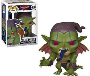 POP! Vinyl Marvel Spiderman Animated Green Goblin - The Celebrity Gift Company