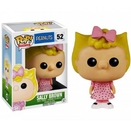 POP! Vinyl Peanuts Sally Brown - The Celebrity Gift Company