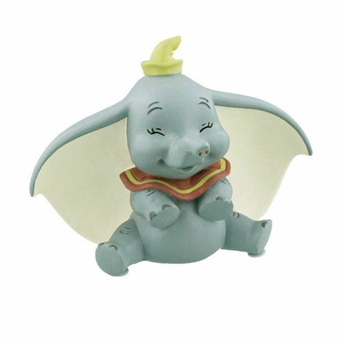 Disney Magical Moments Dumbo You Make Me Smile Keepsake Figurine - The Celebrity Gift Company