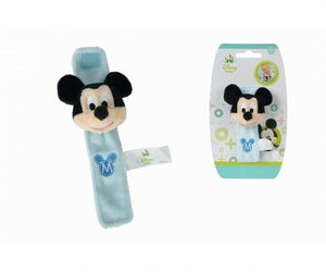 "Simba ""Disney Mickey Mouse Plush Arm Rattle, 17cm - The Celebrity Gift Company"