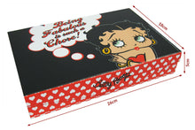 Load image into Gallery viewer, Betty Boop Nail Art Jewel Case - The Celebrity Gift Company