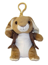 Load image into Gallery viewer, Peter Rabbit Plush Bag Clip - The Celebrity Gift Company