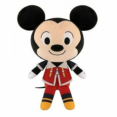 Funko Plushies Kingdom Hearts Mickey 20cm - The Celebrity Gift Company