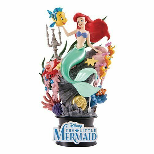 The Little Mermaid DS-012 Dream Select 6-Inch Statue - Previews Exclusive - The Celebrity Gift Company