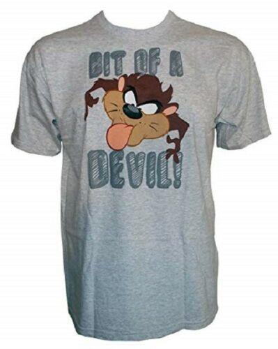 Official Looney Tunes Taz 'Bit of a Devil' Children's T-Shirt - The Celebrity Gift Company