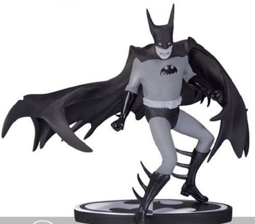 Batman Black and White by Tony Millionaire Figurine - The Celebrity Gift Company